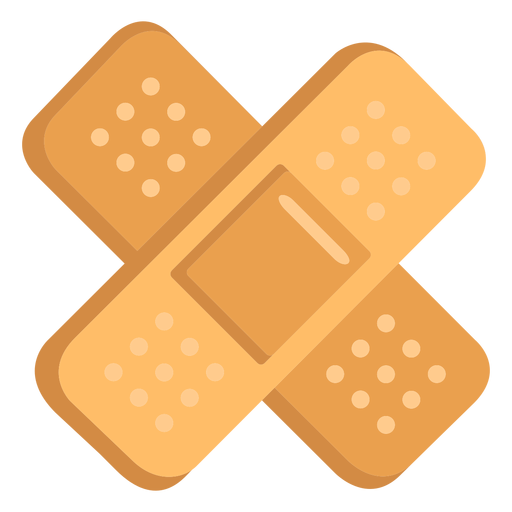 Band aids icon Transparent PNG