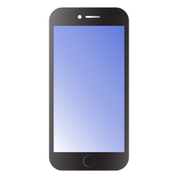 Ilustración del dispositivo móvil