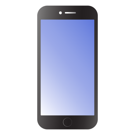 Cellphone device illustration