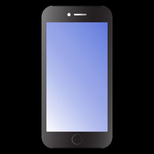 Ilustración de dispositivo de teléfono celular
