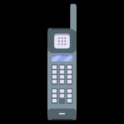 Ilustración de tubo de teléfono inalámbrico