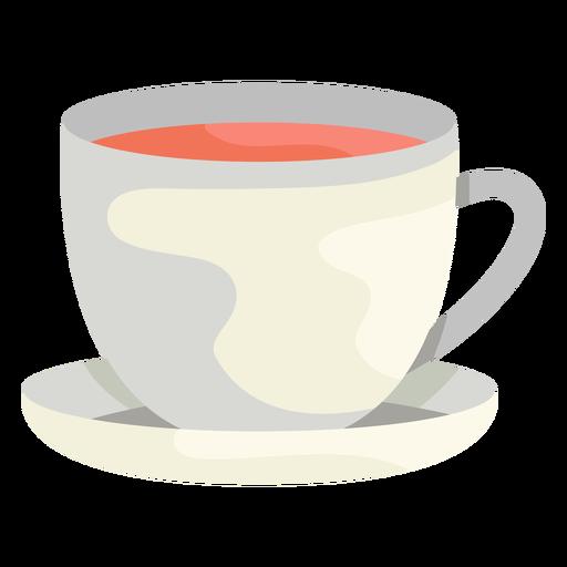 Taza de café ilustración