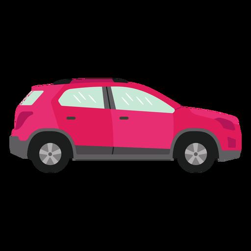 Cuv car flat Transparent PNG