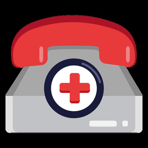 Emergency telephone icon