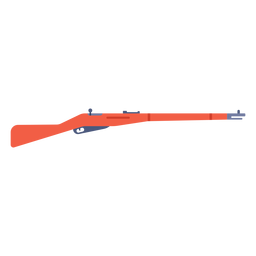 Enfield rifle plana