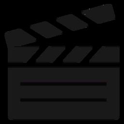 Claqueta de cine negro