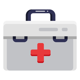 First aid kit icon first aid