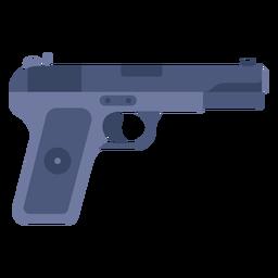 Pistola cinco siete plana