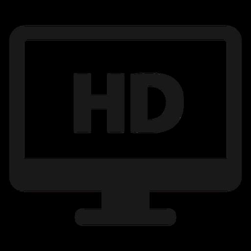 Monitor hd negro