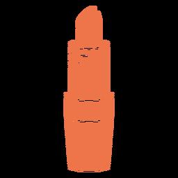 Maquillaje de lápiz labial rosa