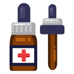 Medicine bottle icon medicine