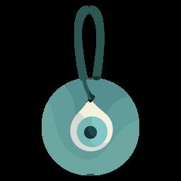 Nazar amulet illustration