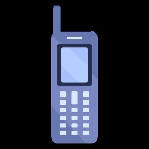 Old cellphone antenna illustration Transparent PNG