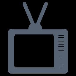 Viejo icono de la televisión