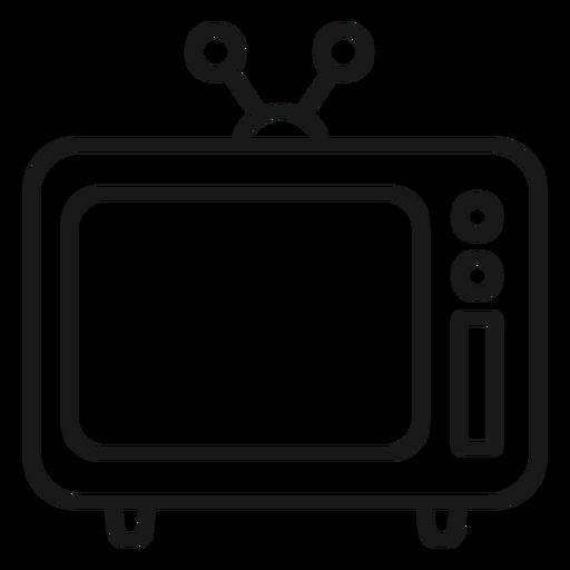 Viejo golpe de televisión