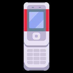 Slider telefone ilustração celular