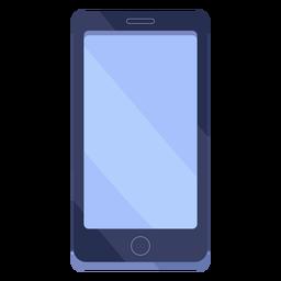 Ilustración del dispositivo de teléfono inteligente