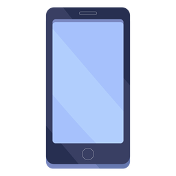 Smartphone device illustration