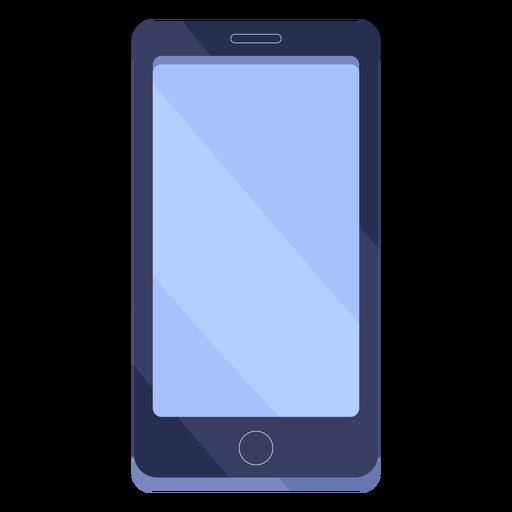 Smartphone device illustration