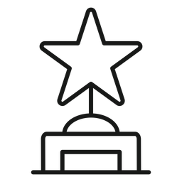 Star award stroke