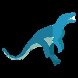 Tyrannosaurus rex plano
