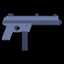 Ametralladora Walther mpl plana