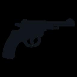 Winchester pistol silhouette