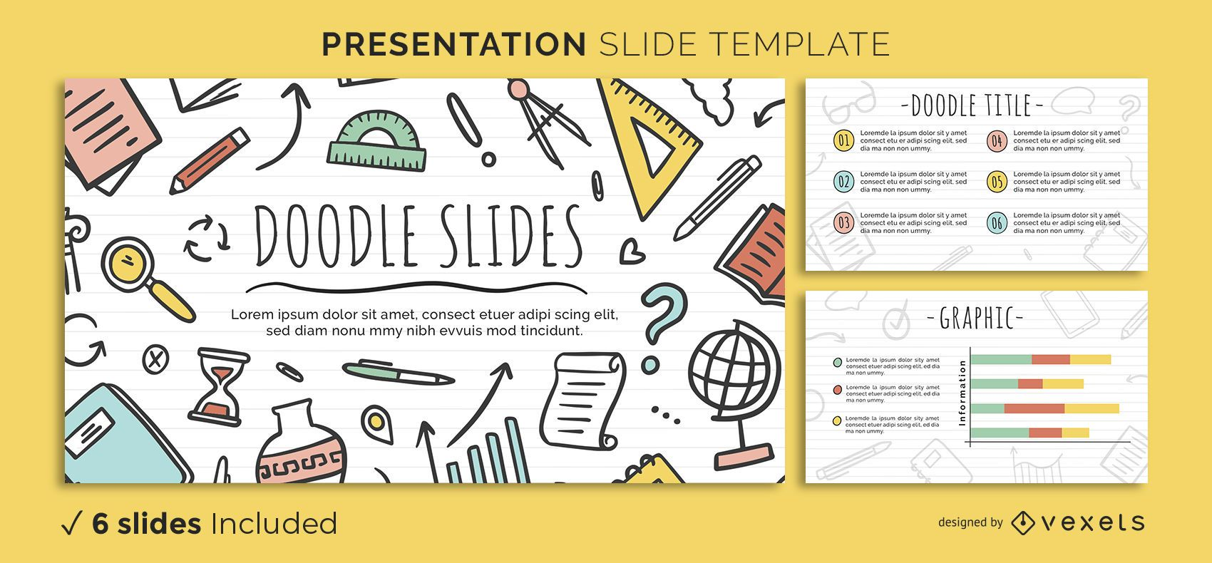 Doodle Presentation Template