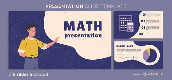 Math Presentation Template