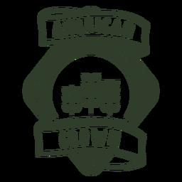 American grown badge