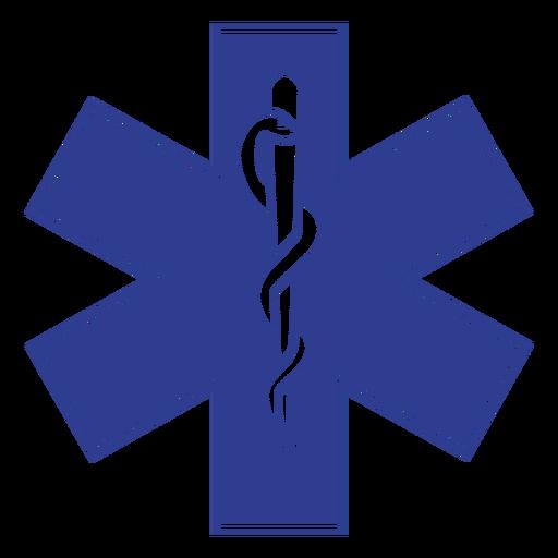 Paramédico insignia insignia