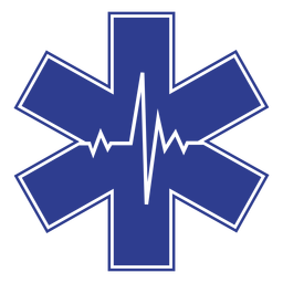 Badge lifeline paramedic