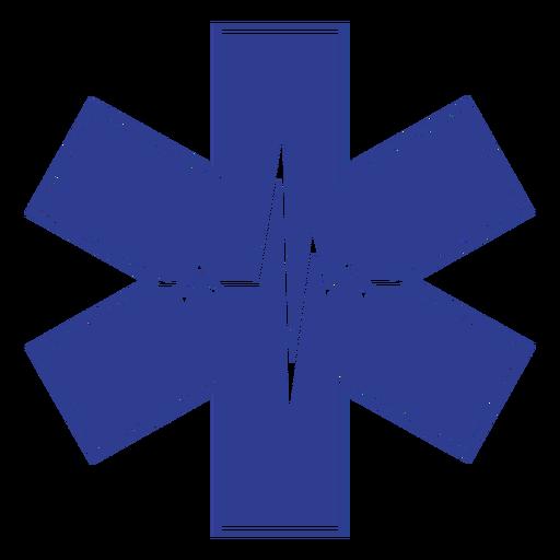 Badge lifeline paramedic Transparent PNG