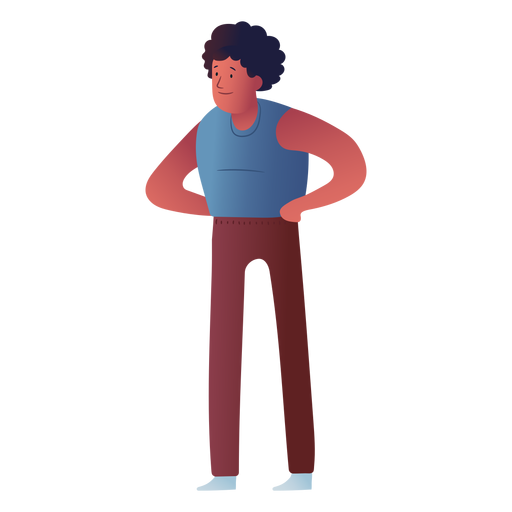 Character man person Transparent PNG