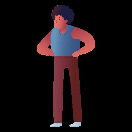 Persona de carácter hombre Transparent PNG