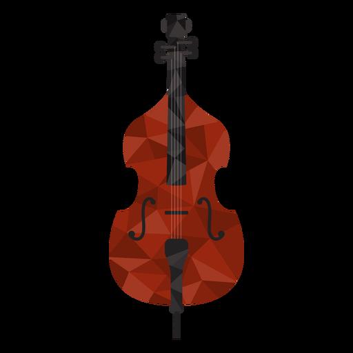 Cool violin colored