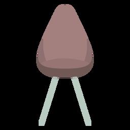Netter Stuhl farbig