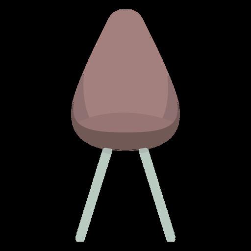 Linda silla de color