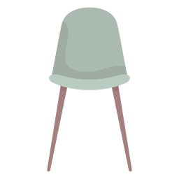 Cute stool furniture colored