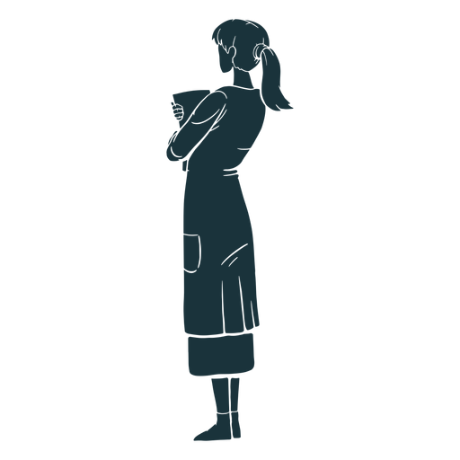 Doctor simple silhouette Transparent PNG