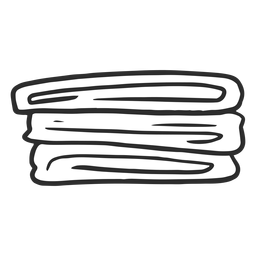 Doodle fundamento simples