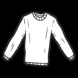 Doodle sweater simple