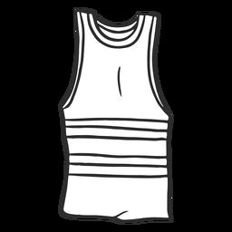 Doodle regata simples