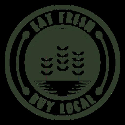Eat fresh badge