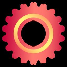 Engranaje simple de fábrica