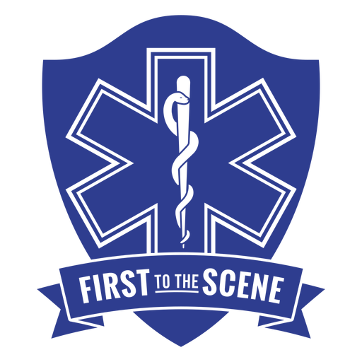 First to the scene paramedic Transparent PNG
