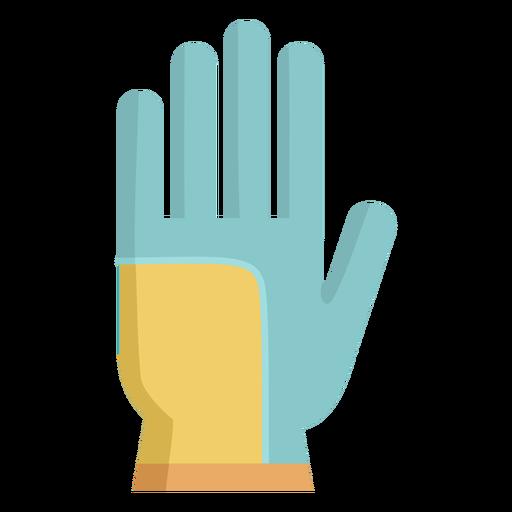 Gardening gloves colored Transparent PNG
