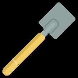 Gardening shovel simple