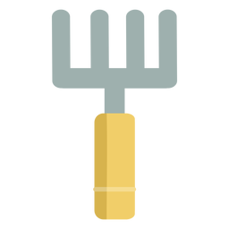 Gardening simple pitchfork