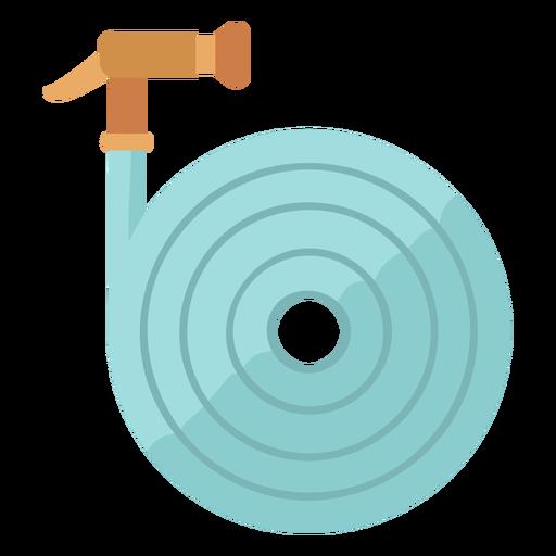 Gardening water hose Transparent PNG